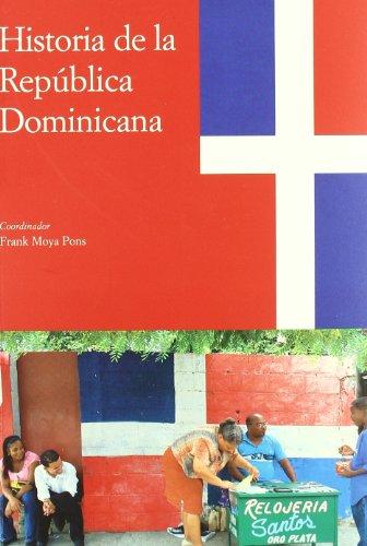 9788400092405: Historia de La Republica Dominicana