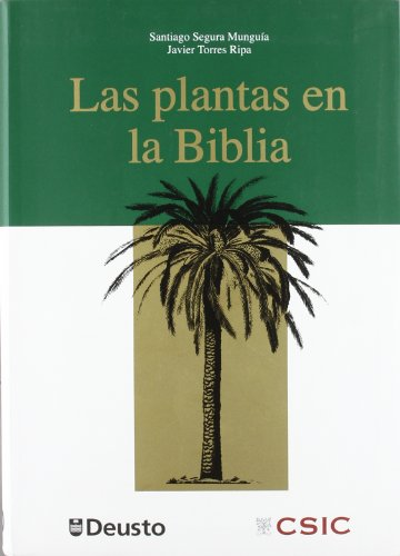 9788400093280: Las plantas en la Bíblia
