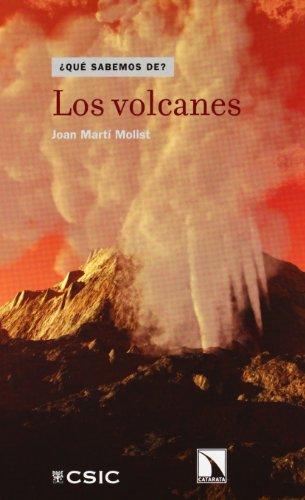 9788400093358: Los volcanes (¿Qué sabemos de?)