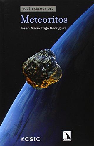 9788400093921: Meteoritos (¿Qué sabemos de?)