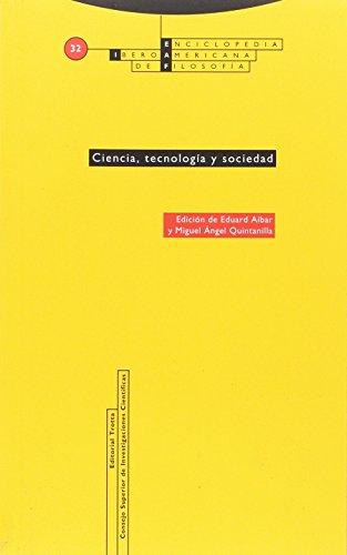 9788400094706: Ciencia, tecnología y sociedad