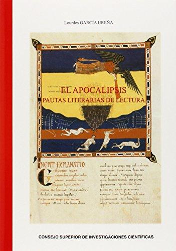 9788400097189: El Apocalipsis: Pautas literarias de lectura (Textos y Estudios Cardenal Cisneros)