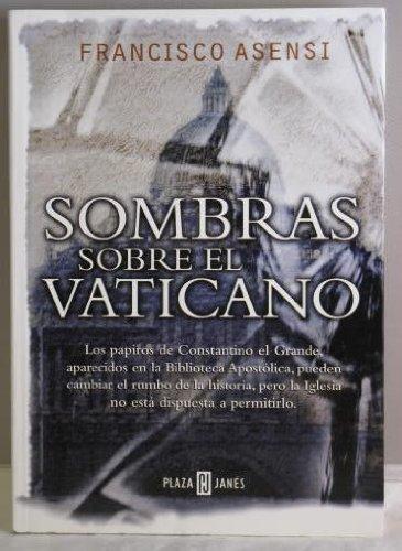 9788401012082: Sombras sobre el vaticano