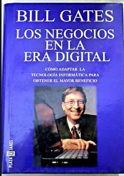 9788401012211: Los Negocios En LA Era Digital/Business at the Speed of Thought (Spanish Edition)
