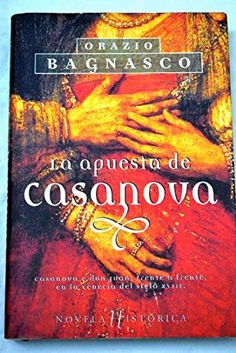 9788401013157: La apuesta de Casanova