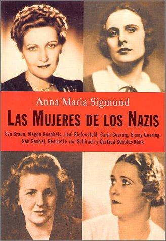 9788401013423: Las mujeres de los nazis
