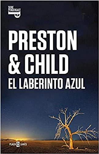 9788401015472: El laberinto azul (Blue Labyrinth) (Spanish Edition)