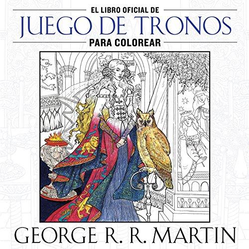 9788401016998: El libro oficial de Juego de Tronos para colorear