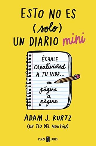 9788401021664: Esto no es (solo) un diario mini: Échale creatividad a tu vida... página a página (Obras diversas)
