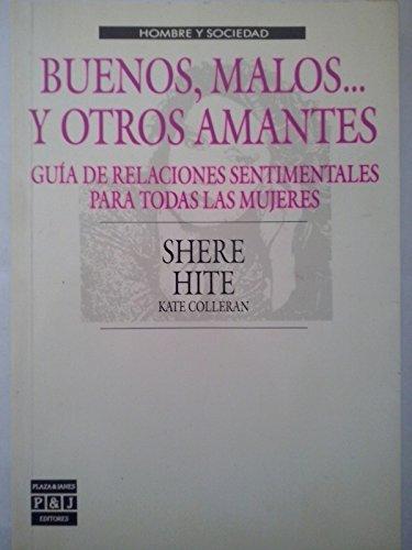 9788401230110: Buenos, Malos... y Otros Amantes