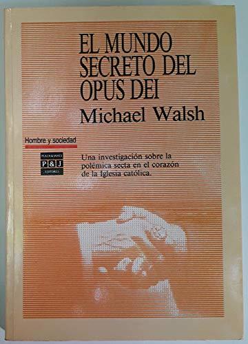 9788401230134: El Mundo Secreto del Opus Dei