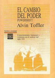 El cambio de poder: Alvin Toffler