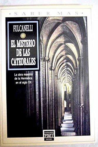 9788401240188: El misterio de las catedrales
