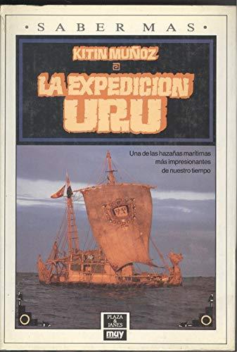 9788401240201: Expedicion uru, la