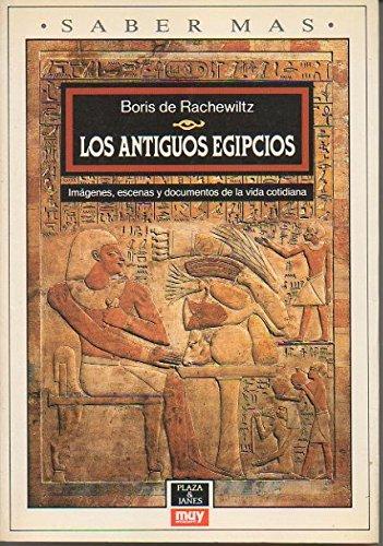 9788401240300: Los antiguos egipcios