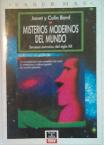 9788401240362: Misterios modernos del mundo