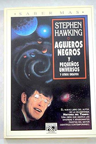 9788401240690: Agujeros negros y pequeños universos