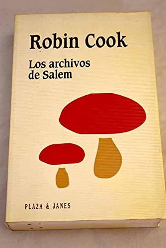 9788401242038: Los archivos de Salem