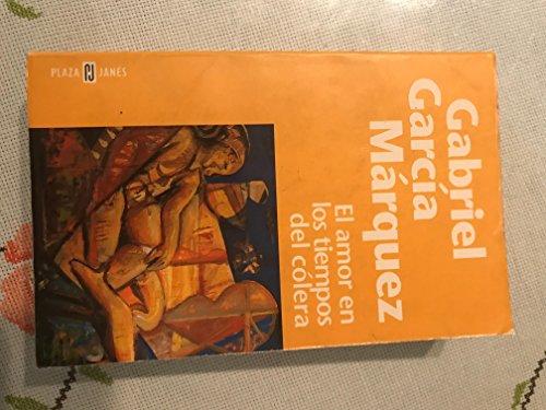 EL AMOR EN LOS TIEMPOS DEL CÓLERA.: García Márquez, Gabriel.