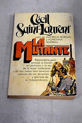 9788401303029: La Mutante