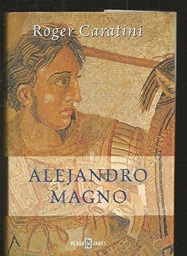 9788401305047: Alejandro magno