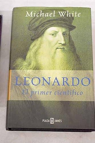 9788401305054: Leonardo. El primer cientifico