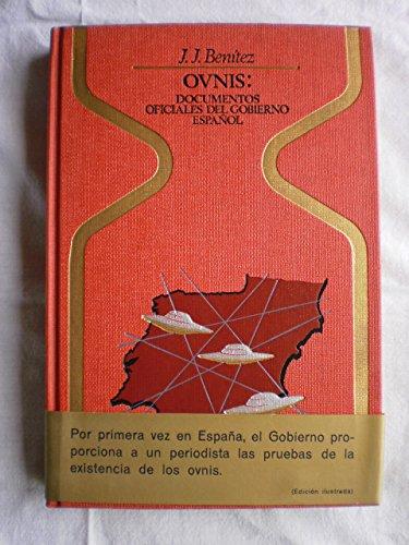 9788401311062: OVNIS: Documentos oficiales del gobierno español (Otros mundos) (Spanish Edition)