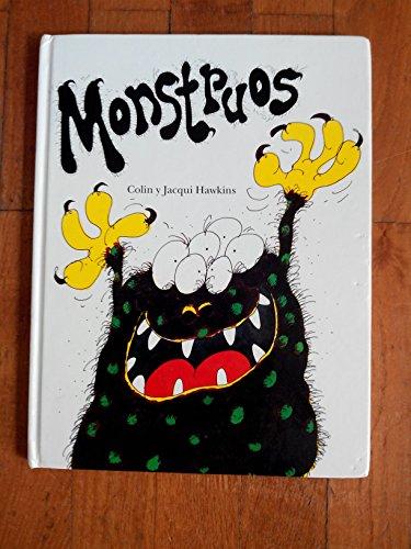 9788401313646: Monstruos