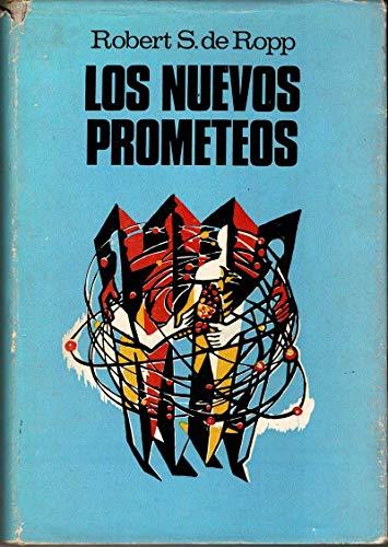 9788401320644: LOS NUEVOS PROMETEOS