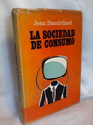 9788401320682: La Sociedad Del Consumo