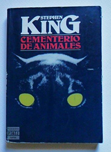 9788401321092: Cementerio De Animales (Spanish Edition)