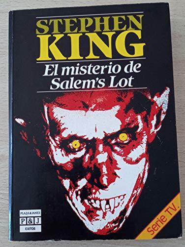 9788401321368: El Misterio De Salem's Lot/Salem's Lot