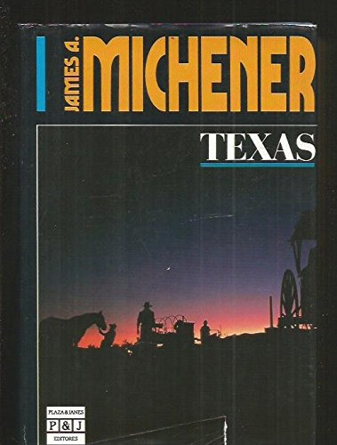 Texas (Spanish Edition): Michener, James A.