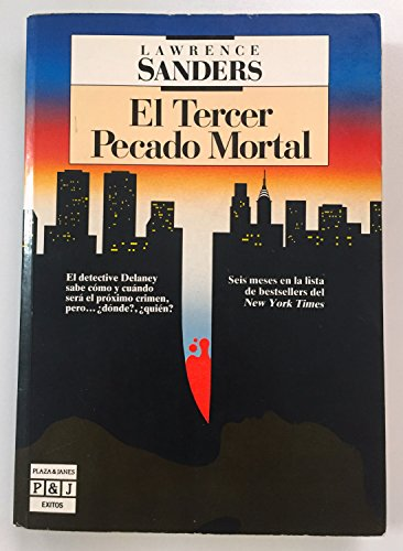 9788401322495: EL TERCER PECADO MORTAL
