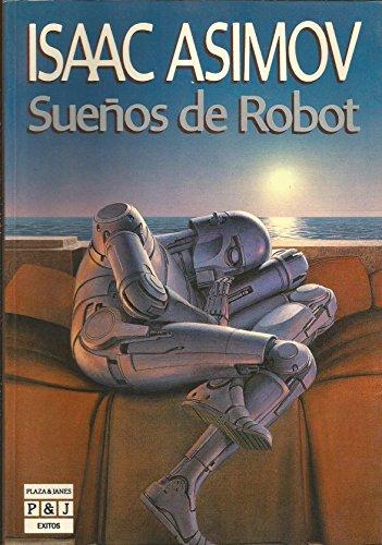 9788401322587: SUEÑOS DE ROBOT.