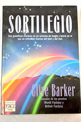 Sortilegio (8401322715) by Barker, Clive