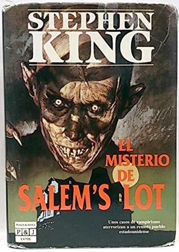 9788401324246: El misterio de salem's lot