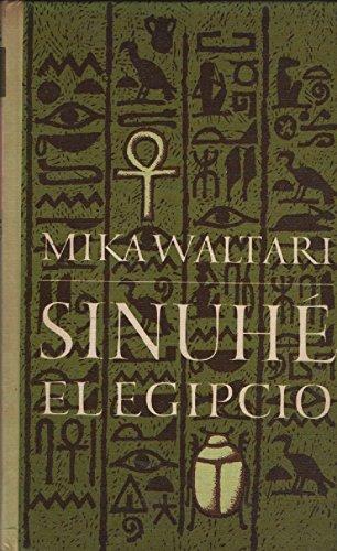 9788401324284: Sinuhe, el egipcio (Exitos De Plaza & Janes)