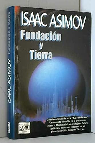 9788401324598: Fundacion y tierra