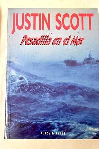 9788401325793: Pesadilla en el mar