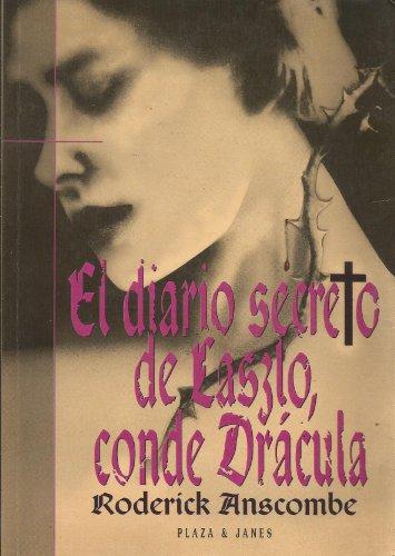9788401325915: El diario secreto de Laszlo conde Dracula