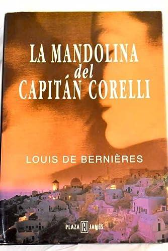 9788401327186: La mandolina del capitan corelli