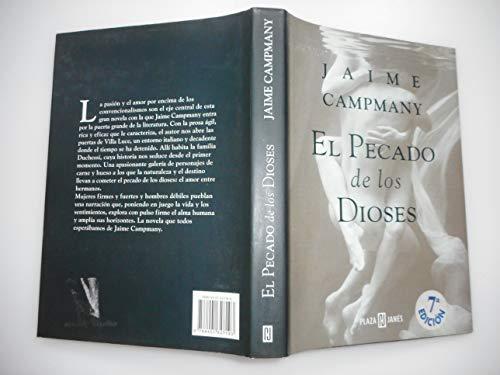 9788401327193: El Pecado De Los Dioses (Spanish Edition)