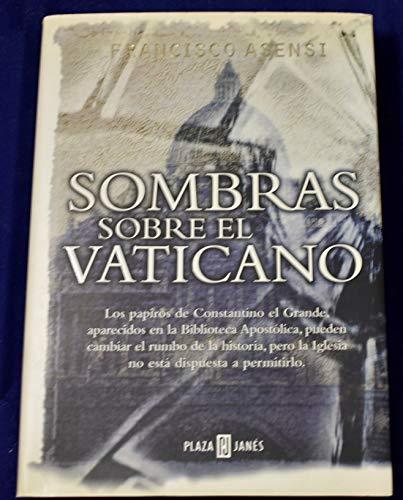 9788401327490: Sombras sobre el vaticano