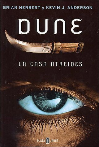 9788401328213: Dune - la casa atreides (Exitos De Plaza & Janes)