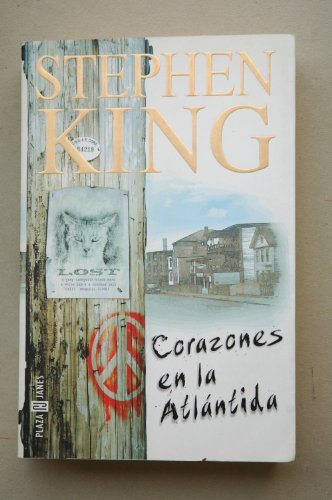 9788401328459: Corazones En La Atlantida / Hearts in Atlantis (Spanish Edition)