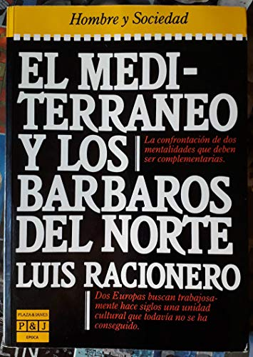 9788401332708: Mediterraneo y los barbaros del norte,el