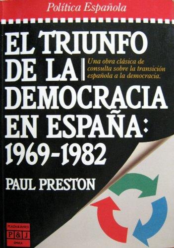 9788401333125: Triunfo de la democracia en España