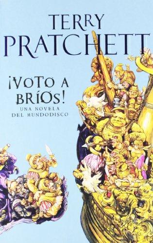 9788401336348: ¡Voto a bríos! / Jingo (Mundo Disco / Discword) (Spanish Edition)