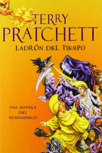 9788401337260: Ladrón del tiempo (Mundodisco 26): Una novela del Mundodisco (EXITOS)